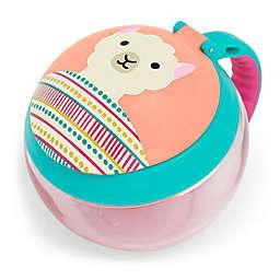 SKIP*HOP® 7.5 oz. Zoo Llama Snack Cup