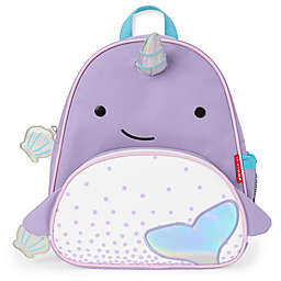 SKIP*HOP® Zoo Narwhal Little Kid Backpack