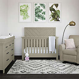 Bertini® Canyon Nursery Furniture Collection in Mineral Gray