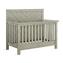 Bertini® Canyon 5-in-1 Convertible Crib in Mineral Gray