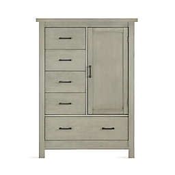 Bertini® Canyon Armoire in Mineral Gray
