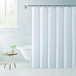 Freshee Shower Curtain in White