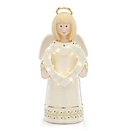 Lenox® Merry and Bright Lit Angel Figurine