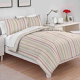 Martex Sarah Stripe Comforter Set