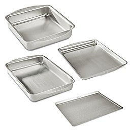 All-Clad D3 Stainless Ovenware Bakeware Collection
