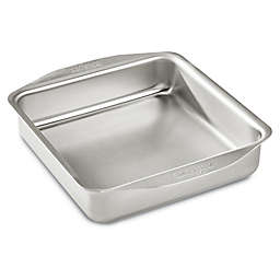 All-Clad D3 Stainless Ovenware 8-Inch Square Baking Pan