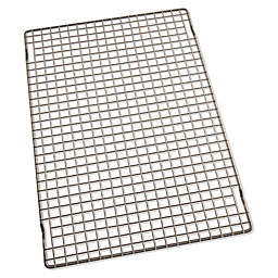 All-Clad D3 Stainless Ovenware Nonstick 11.5-Inch x 16.75-Inch Cooling Rack