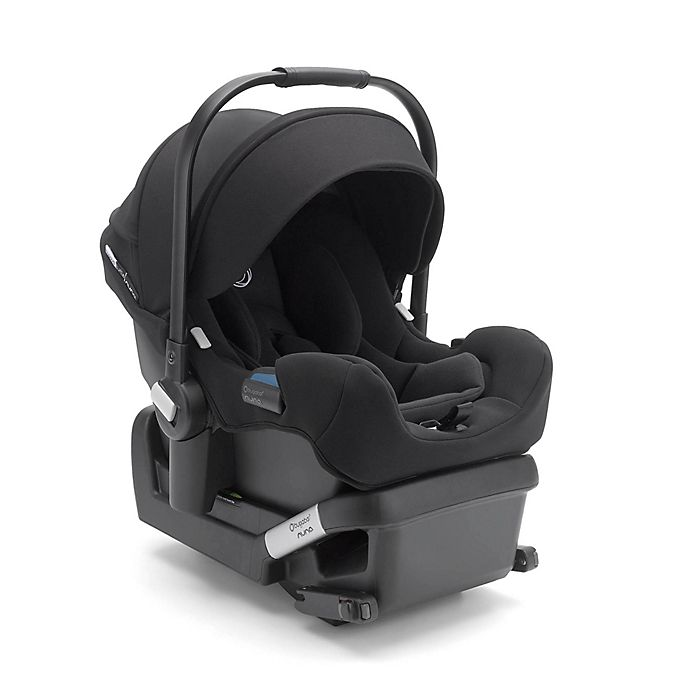 Alternate image 1 for Bugaboo Turtle by Nuna® Infant Car Seat in Black