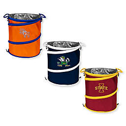 Collegiate Collapsible 3-in-1 Cooler/Hamper/Wastebasket Collection
