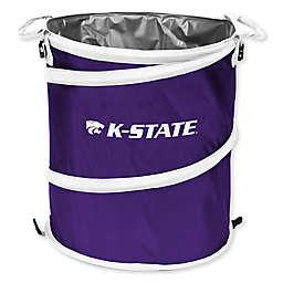 Kansas State University Collapsible 3-in-1 Cooler/Hamper/Wastebasket