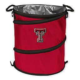 Texas Tech University Collapsible 3-in-1 Cooler/Hamper/Wastebasket
