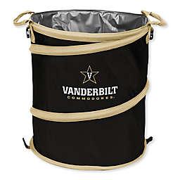 Vanderbilt University Collapsible 3-in-1 Cooler/Hamper/Wastebasket