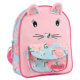 Laura Ashley® Critter Cat Mini Backpack in Pink