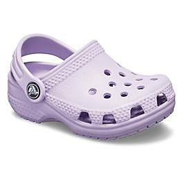 Kids' Crocs Littles™ Size 2-3 Clog in Lavender
