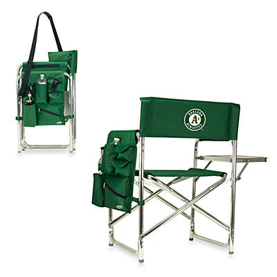 Picnic Time® MLB Oakland Athletics Portable Sports Chair