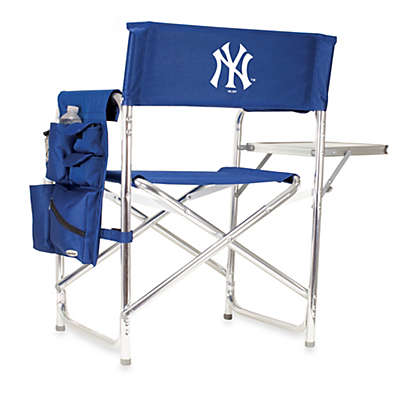 Picnic Time® MLB New York Yankees Portable Sports Chair