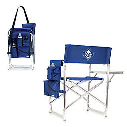 Picnic Time® MLB Tampa Bay Rays Portable Sports Chair