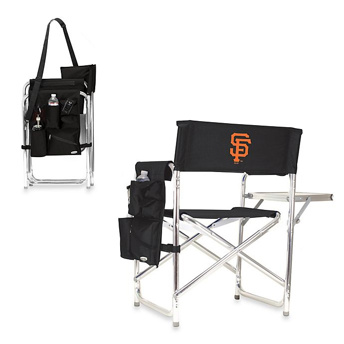 Alternate image 1 for Picnic Time® MLB San Francisco Giants Portable Sports Chair