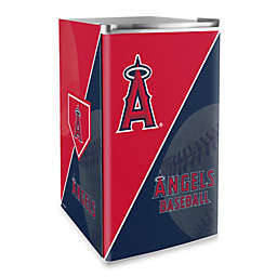 Los Angeles Angels of Anaheim Counter Height Refrigerator