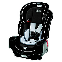 Graco® Nautilus® SnugLock® 3-in-1 Harness Booster Car Seat in Black