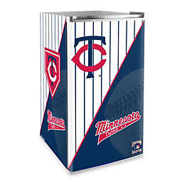 Minnesota Twins Licensed Counter Height Refrigerator