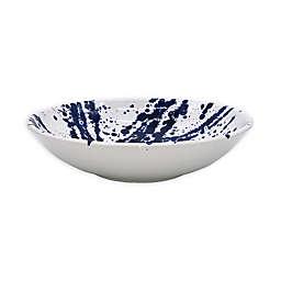 canvas home™ Gerona Splatter Medium Nesting Bowls in White/Blue (Set of 2)