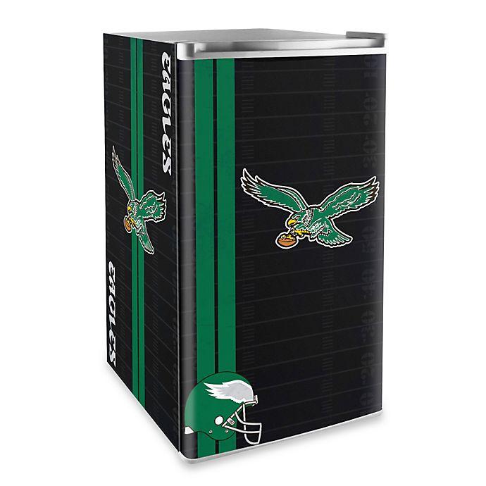 Alternate image 1 for NFL Philadelphia Eagles Legacy Counter Height Refrigerator