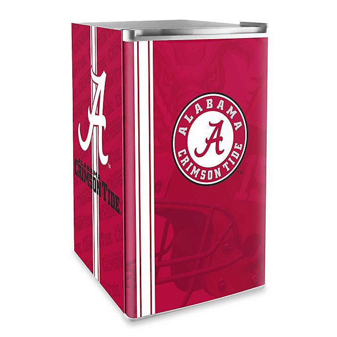 Alternate image 1 for University of Alabama Licensed Counter Height Refrigerator