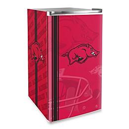 University of Arkansas Licensed Counter Height Refrigerator