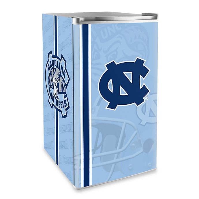 Alternate image 1 for University of North Carolina Licensed Counter Height Refrigerator