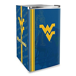 West Virginia University Licensed Counter Height Refrigerator