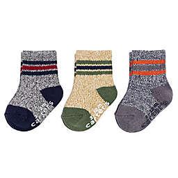 carter's® 3-Pack Marled Crew Socks