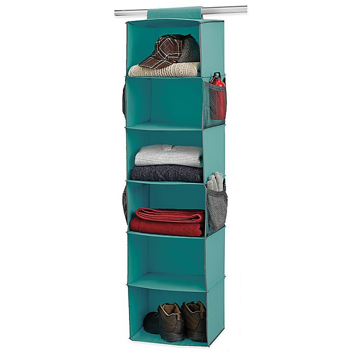 Alternate image 1 for Studio 3B™ 6-Shelf Hanging Sweater Organizer