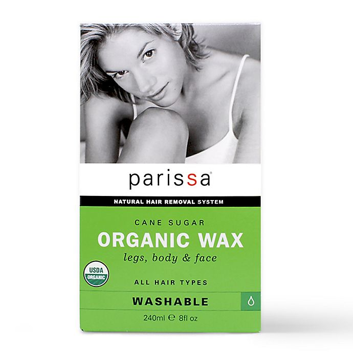 Alternate image 1 for Parissa® 8 oz. Organic Wax for Legs Body and Face