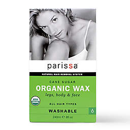Parissa® 8 oz. Organic Wax for Legs Body and Face