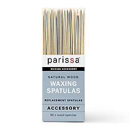 Parissa® 60-Count Natural Wood Waxing Spatulas