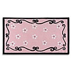 Princess Treasure 3-Foot x 5-Foot Area Rug