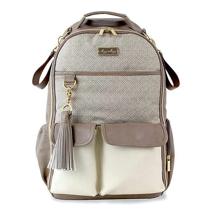 Alternate image 1 for Itzy Ritzy® Backpack Diaper Bag