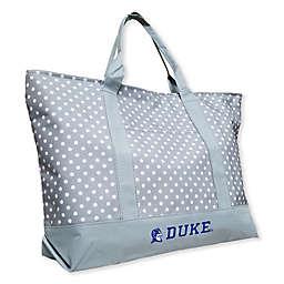 Duke University Dot Tote Bag