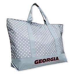 University of Georgia Dot Tote Bag