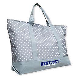 University of Kentucky Dot Tote Bag