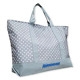 Middle Tennessee State University Dot Tote Bag