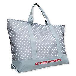 North Carolina State University Dot Tote Bag