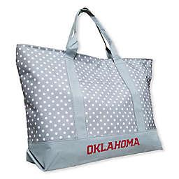 University of Oklahoma Dot Tote Bag