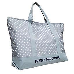 West Virginia University Dot Tote Bag