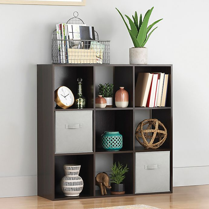 Alternate image 1 for Relaxed Living Organizer and Storage System Collection