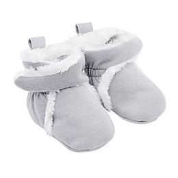carter's® Newborn Wrap Slipper in Grey