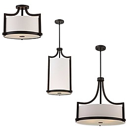 Filament Design Russet Ceiling Light Collection