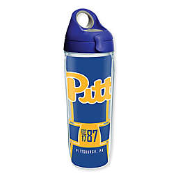 Tervis® University of Pittsburgh Spirit 24 oz. Wrap Water Bottle with Lid