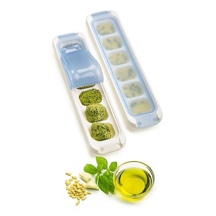 Alternate image 1 for prepworks® 2 Tbsp. Freezer Portion Pods™ in White (Set of 2)